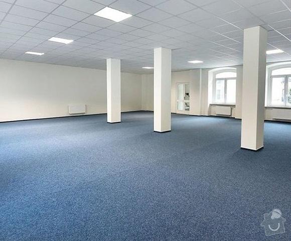 Realizace - kanceláře DRFG, Brno