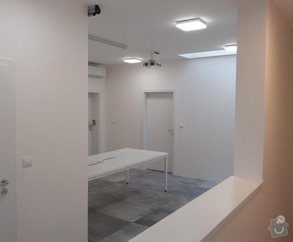 Realizace - kanceláře Tekma, Brno